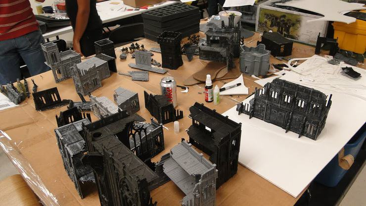 Foam Core Terrain 28mm – Articleblog info