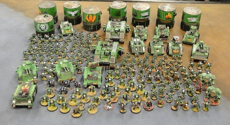 Spikey Bits Armies for sale now on e-Bay - Spikey Bits