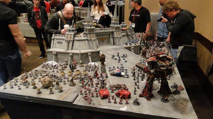 Ranks In Marine >> The Battle for Terra, Siege of the Imperial Palace - 40k Scale - Spikey Bits