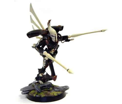 40k Unboxing- Forge World Eldar Revenant Titan