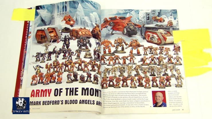 White dwarf january 2014 battle report