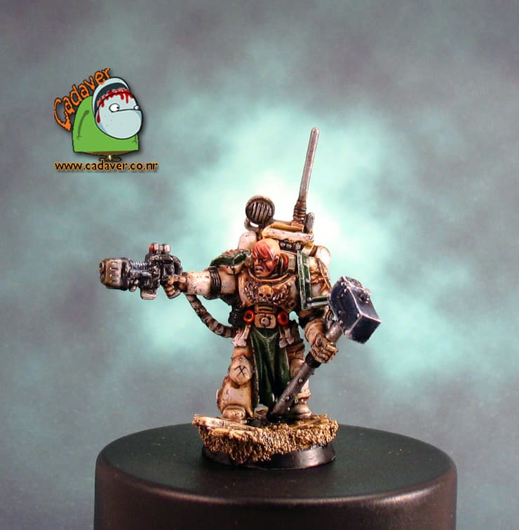 Conversion Of Atp To Adp: Hot- Death Guard Marshal Conversion