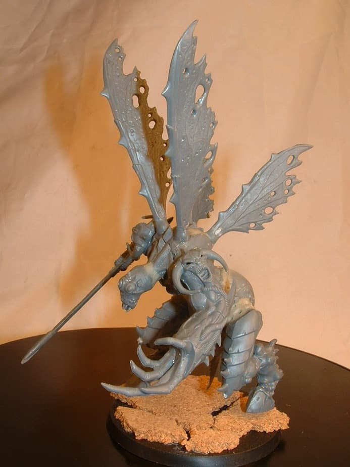 Conversion Of Atp To Adp: Daemon Fly Prince Of Nurgle- Conversion Corner