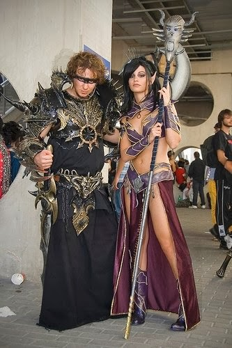 Chaos Cosplay