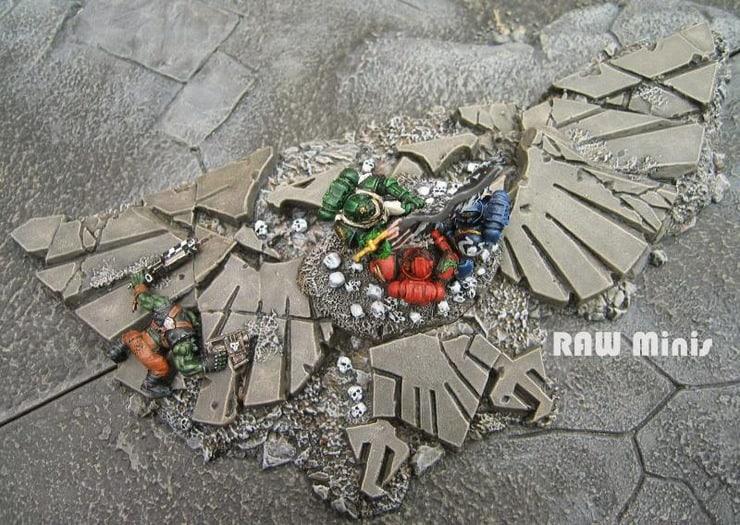 warhammer aquila by greatjester - photo #5