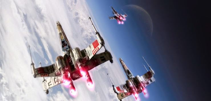 X-Wing-Atmospheric-Formation