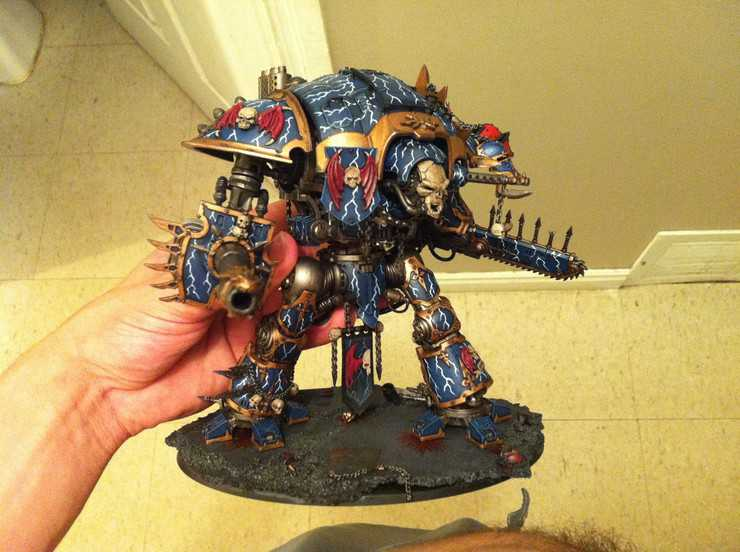 Knight Lord - Army of One - Spikey Bits  Knight Lord - A...