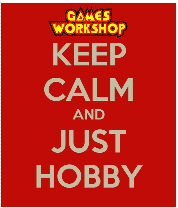 KEEP CALM AND JUST HOBBY KEEP CALM AND CARRY ON Image Generator copy