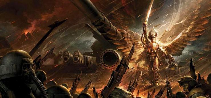imperial guard walpaper astra militarum
