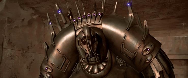 The First Terminator - 40k Flashback - Spikey Bits