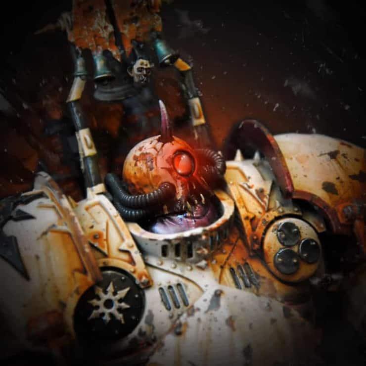 Nurgle Plague Centurion
