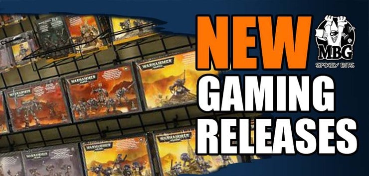 new 28 mm war gaming release