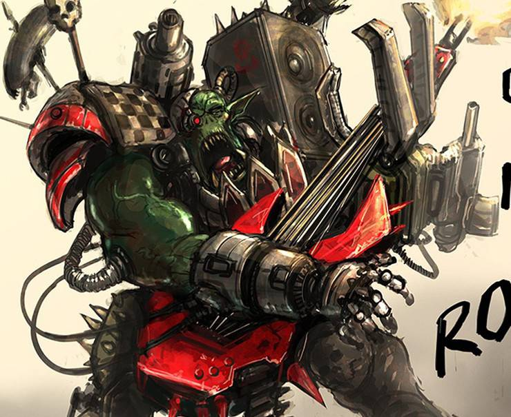 orks wallpaper