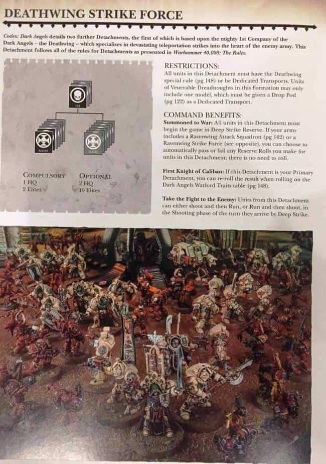 raven guard codex pdf 8th edition