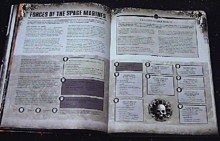 warhammer 40k chaos space marines codex 8th edition pdf