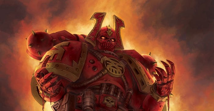 world-eater-khorne-berserker Warhammer 40k is Better Game To Play Now