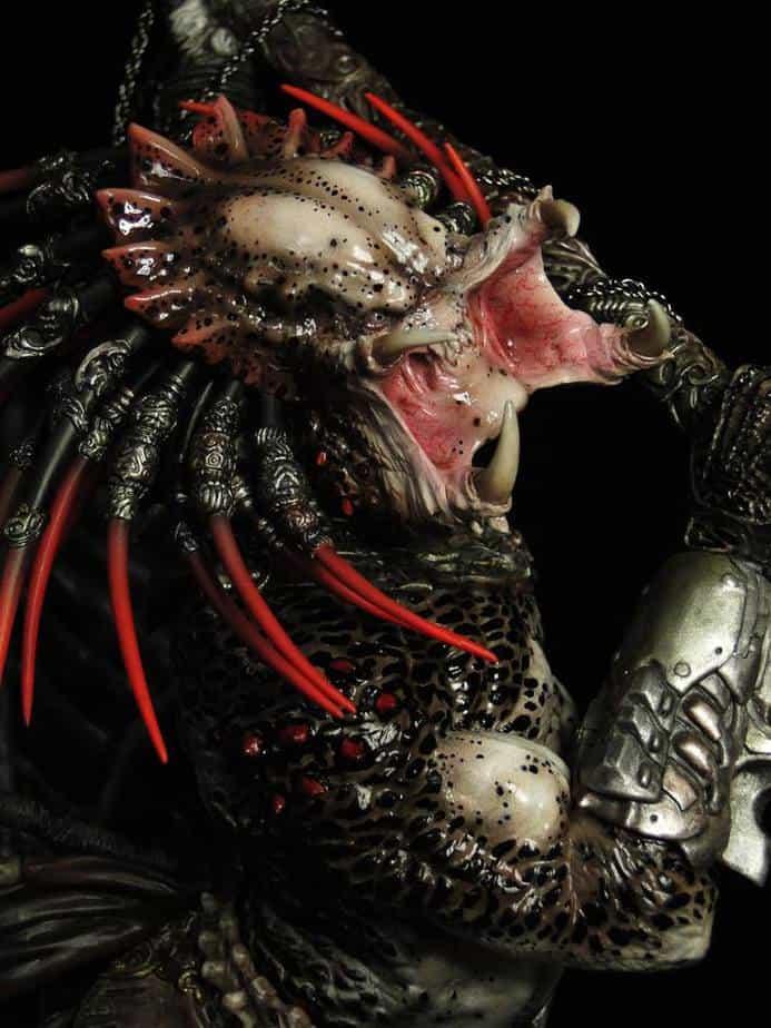King of the Hunters - Alien Vs. Predator - Spikey Bits Predalien