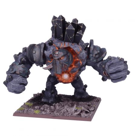 Greater Obsidian Golem