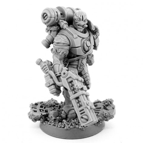 TAU-DEEP-STRIKE-VETERAN-RANGER-BIG-SHAS-1 Wargame Exclusive