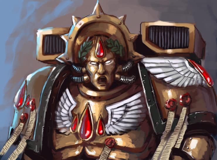 dante blood angels