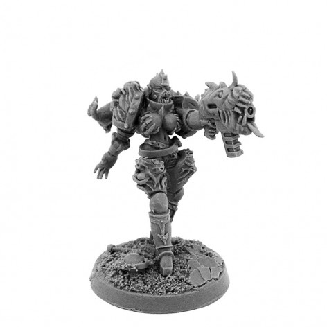 s1 Wargame Exclusive slaanesh marine female
