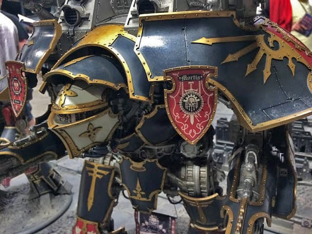 40k Biggest Unboxing Forge World S Warlord Titan