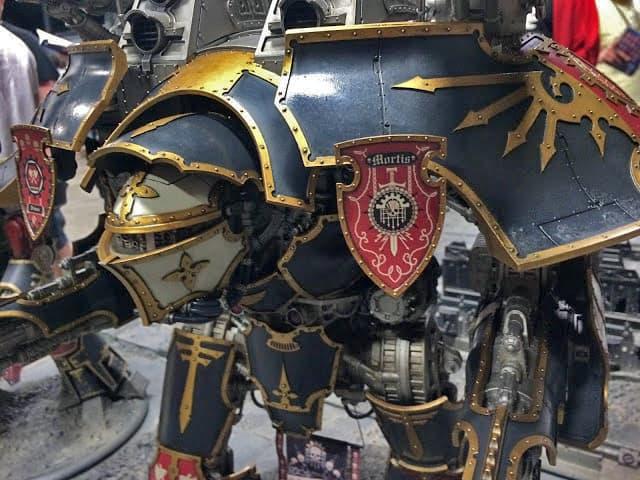 Painting Sheet Metal Warhammer