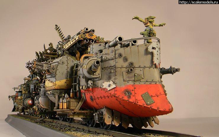 ork pain train