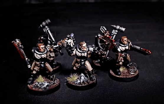iron hands scouts