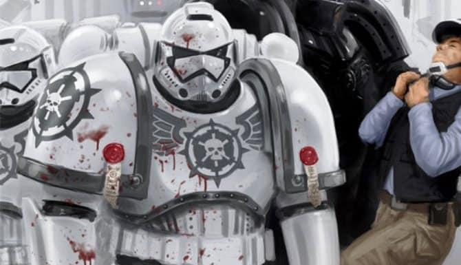 501st Legion - Whose Emperor is False Again? - Spikey Bits