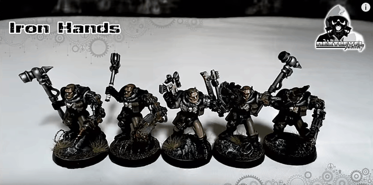 nlp iron hands scouts