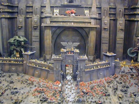 siege of the imperial palace