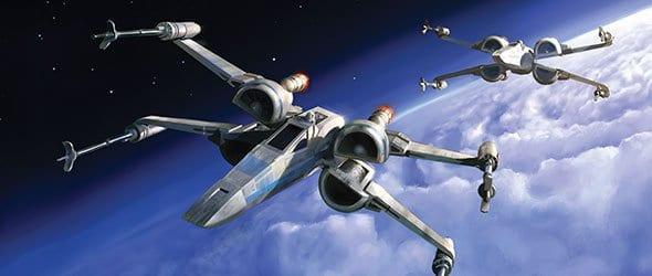 X-wing T70
