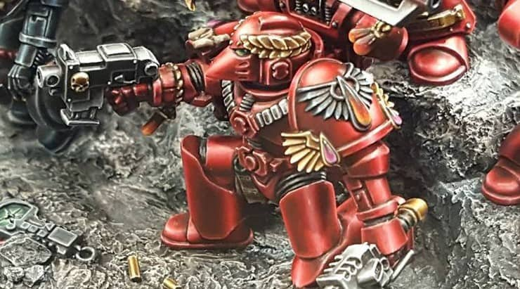 blood angels slayer sword winner