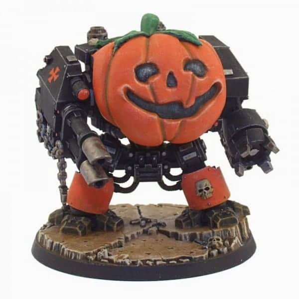 Halloween Space Marines