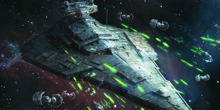 Armada S Imperial Star Destroyer Amp Raider Unboxed Spikey