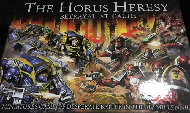 horus heresy box cover