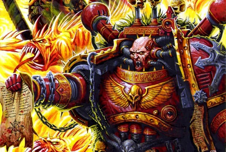 Lore - Erebus, Father of the Horus Heresy - Spikey Bits