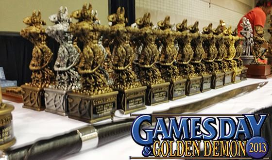 golden demon logo