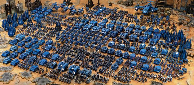 ultramarines legion