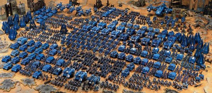 ultramarines legion