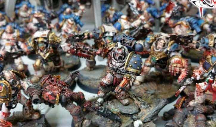 Let The Bodies Hit The Floor World Eaters Armies On