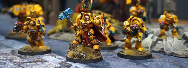 Imperial fist army list