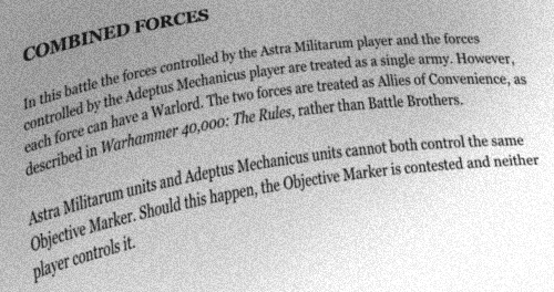 new astra militarum imperial guard montka