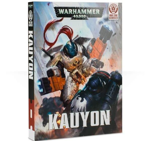 Kauyon campaign book