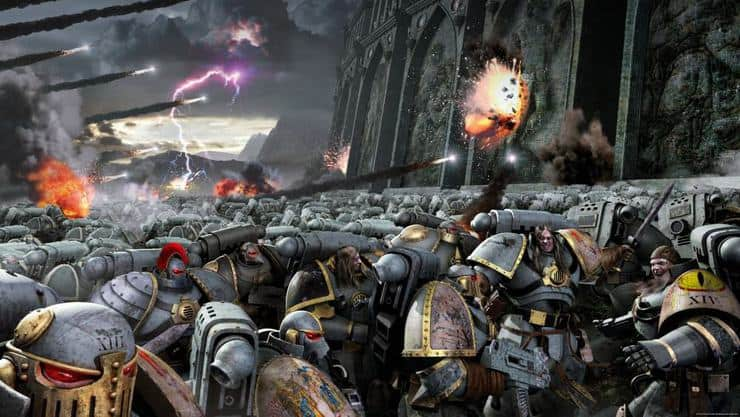 Is Horus Heresy Really A Dying Game Spikey Bits