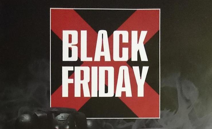 gw black friday releases warhammer 40k age of sigmar bundle deals
