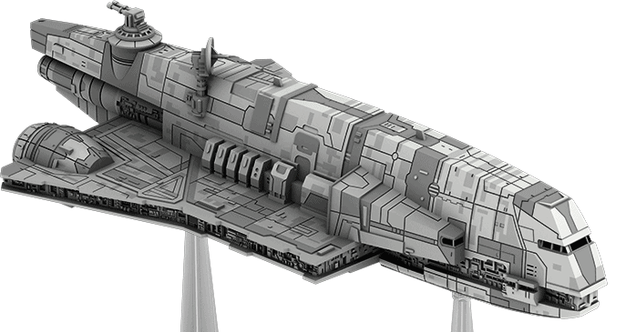 New Star Wars X Wing Imperial Assault Carrier Spikey Bits