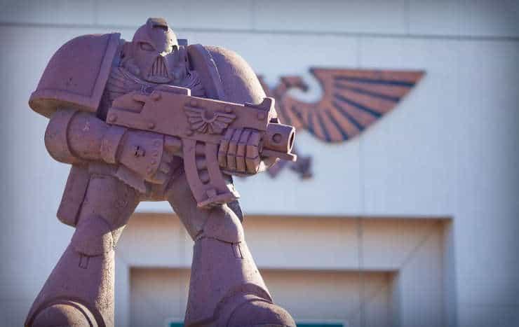 warhammer statue hq gw