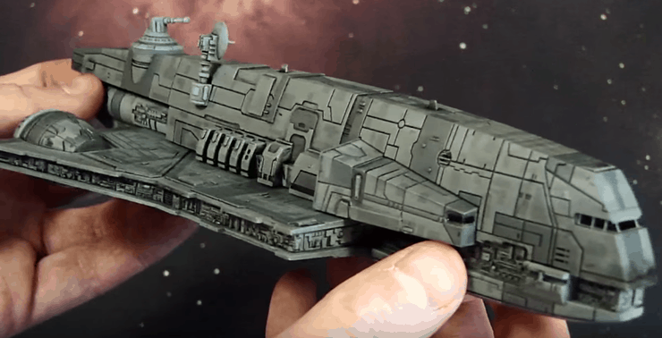Imperial Assault Carrier Expansion Pack for X-Wing